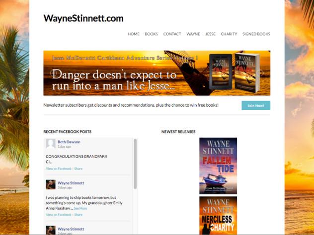Wayne Stinnett